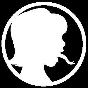 Crafting Lies Logo Badge, Punk Rock Band