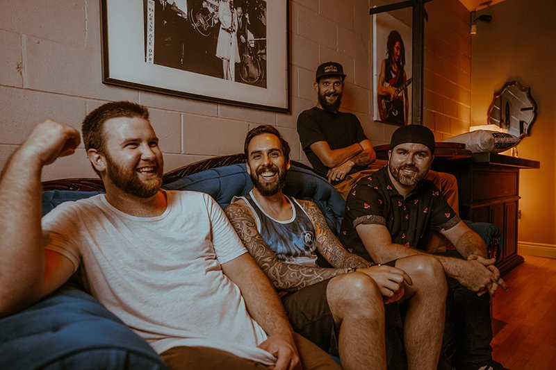 Crafting Lies, Hamilton Punk Rock Band Music
